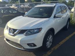 nissan rogue fuel type used 2014 nissan rogue sv awd toit pano sièges chauffants in