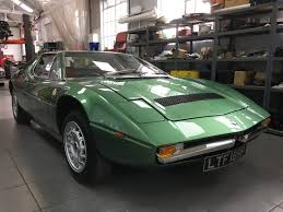 maserati green 1975 maserati merak project dexy bridge classic cars