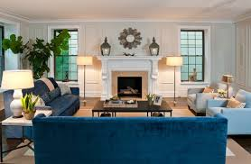 living room interesting ideas blue sofa living room denim covers