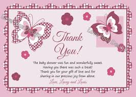 14 best baby shower thank you cards images on baby