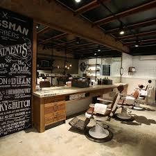 Latest Barber Shop Interior Design Best 25 Barbershop Design Ideas On Pinterest Barbershop