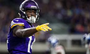 report vikings wr stefon diggs unlikely to play on thanksgiving