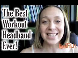 best headband i found the best workout headband
