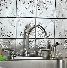 Peel And Stick Backsplash For Kitchen by Kitchen Home Depot Peel And Stick Wall Tile Self Stick Kitchen