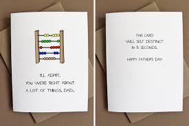 funniest s day cards 20 s day cards for dads who are rad cards