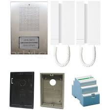 comelit kae5062 5 wire single family audio kit extra mini