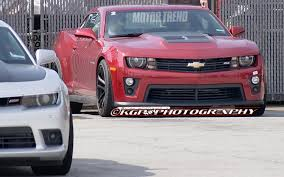 camaro ss or zl1 2014 chevrolet camaro spied in zl1 1le rs forms