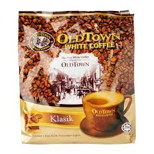 Coffee Mix town 3 in 1 classic white coffee mix 40g from redmart