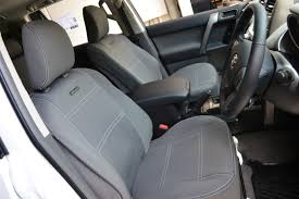mitsubishi adventure 2017 interior seats neoprene seat cover the wet seat tjm perth