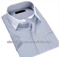 popular design mens party wear shirts contrasting collar 100