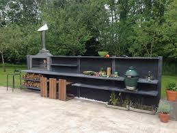 ideas fascinating outdoor brick bbq plans thatch of the day