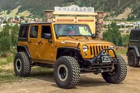 gold jeep wrangler jeep shots 2014 jeep wrangler unlimited rubicon gold photo