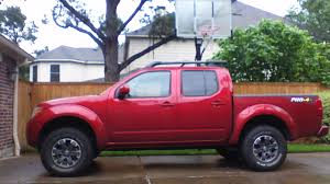frontier nissan 2015 lift kit level kit for a 2015 frontier pro 4x page 2 nissan