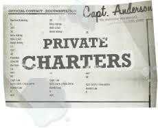 Captain S Table Panama City Panama City Beach Fl Fishing Tours Charter Boats Cruises