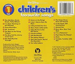 children s favorites disney records children s favorite songs