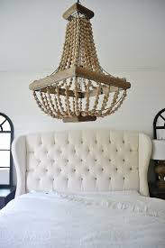master bedroom makeover chandelier liz marie blog