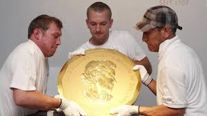 a 200 lb gold coin worth more than 1 million is stolen cnn