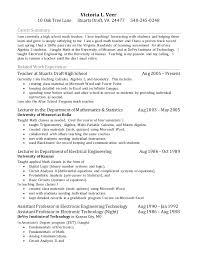 Mathematics Teacher Resume Sample by High Math Teacher Resume Samples Contegri Com