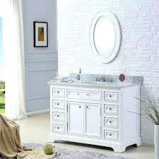 White Bathroom Vanity Without Top T4thecabinet Page 29 48 Inch Vanity Corner Double Sink Vanity