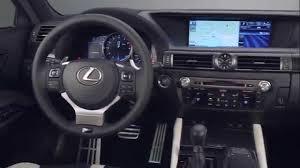 lexus interior 2015 2015 naias 2016 lexus gs f interior design trailer automototv