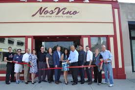 nosvino wine shop in westfield celebrates grand opening news content options