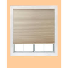 Cordless Window Shades Shop Redi Shade Natural Light Filtering Cordless Polyester