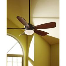 60 In Ceiling Fans With Lights Rubbed Bronze Ceiling Fan With Light Flush Mount Modern