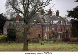 general view anmer hall is situated in the norfolk village of