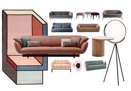 stressless canape 2 places cuir les plus beaux canapés de la rentrée elle décoration