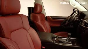 lexus lx 570 black interior 2016 lexus lx 570 model 2016 ल क सस lx 570 म डल youtube