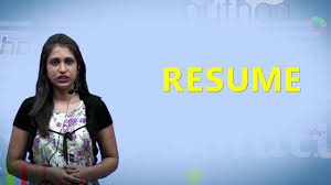 Resume Vs Biodata What Is Difference Between Cv And Resume A Cv Vs Resume Youtube
