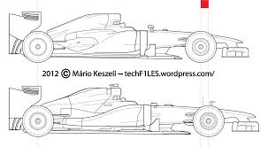 mclaren f1 drawing mclaren mp4 28 pre launch speculation page 7 f1technical net