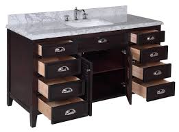 Bathroom Vanities 60 by Kbc Savannah 60