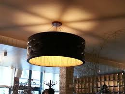 Leather Chandelier A Leather Chandelier A Touch Of Style Picture Of Ozujsko Pub