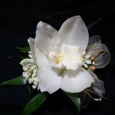 orchid wrist corsage white orchid wrist corsage in newton ma the crimson