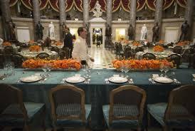 inaugural luncheon head table 7 the head table for the inaugural luncheon which shall be held