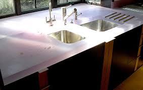 Resin Kitchen Sinks Custom Resin Kitchen Countertops Modern Kitchen San