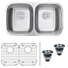 Stainless Steel Sink For Kitchen Ruvati Rvm4300 Undermount 16 32 Kitchen Sink Bowl