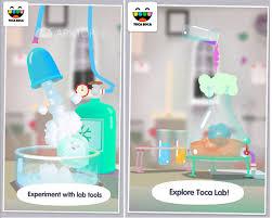 toca lab apk دانلود toca lab 1 0 3 بازی فوق العاده زیبای آزمایشگاه شیمی مجازی