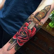 50 sword tattoo ideas art and design