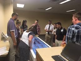 Anatomage Table Rhop Participates In Team Building Retreat News Chadron State