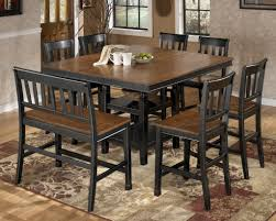 Square Dining Room Tables For 8 Dining Room Table 8 Chairs 28 With Seat Square A Evashure