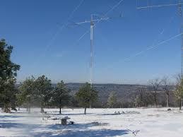 low band antennas k5go u0026 n5dx contest station
