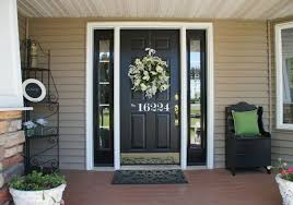 warm tan house front door house numbers google search u2026 pinteres u2026