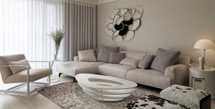 accessories engaging modern living room decoration using large