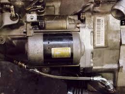starter on honda civic honda civic starter motor easy passionford ford focus