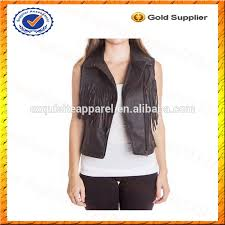 Gold Vest Womens Leather Vest Pattern Leather Vest Pattern Suppliers And