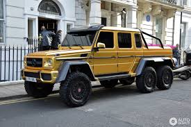 mercedes 6 x 6 mercedes g 63 amg 6x6 8 august 2016 autogespot
