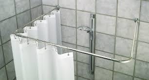 supporto tenda doccia bastone doccia angolare ikea ispirazione di design per la casa e