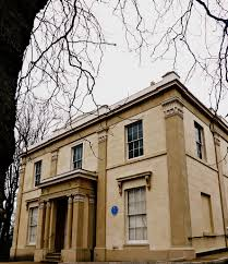 elizabeth gaskell house the novelist u0027s neoclassical home
